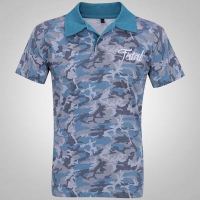 Camisa Polo Fatal Sublimada 12308 - Masculina