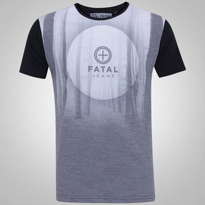 Camiseta Fatal Sublimada - Masculina