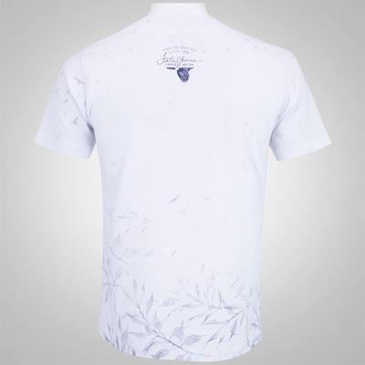 Camiseta Fatal Estampada Total - Masculina