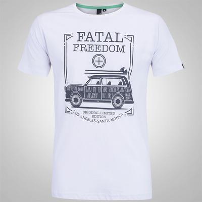 Camiseta Fatal Estampada 12971 - Masculina