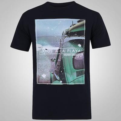 Camiseta HD Estampada 4075 - Masculina