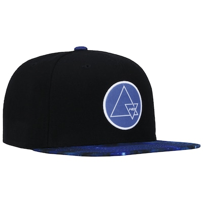 Boné Aba Reta HD Space Blue- Snapback - Adulto