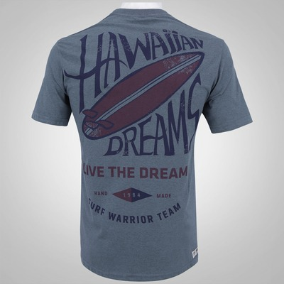 Camiseta HD Live The Dream - Masculina