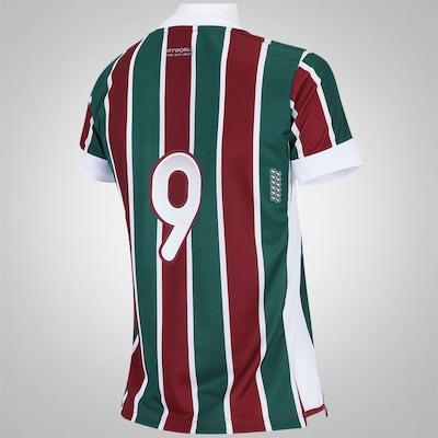 Camisa do Fluminense I 2016 nº10 Dryworld - Feminina