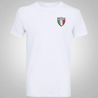 Camiseta Itália Lotto Teamcup - Masculina