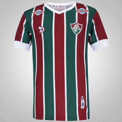 Camisa do Fluminense I 2016 nº10 Dryworld - Infantil