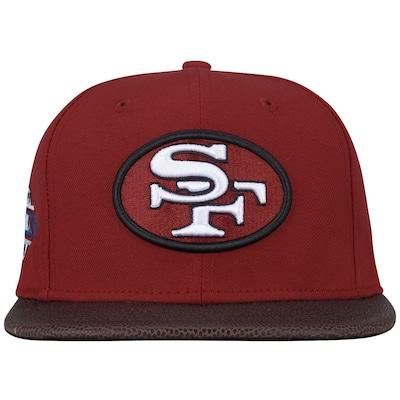 Boné Aba Reta New Era 9FIFTY San Francisco 49ers NFL - Snapback - Adulto