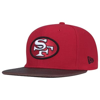 Boné Aba Reta New Era San Francisco 49ers NFL - Snapback - Adulto