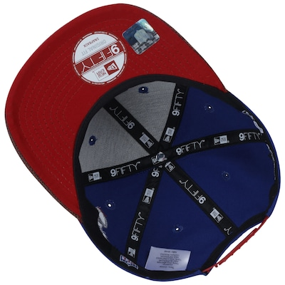 Boné Aba Reta New Era New York Giants NFL Super Bowl XLVI - Snapback - Adulto