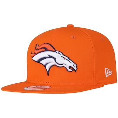 Boné Aba Reta New Era Denver Broncos NFL Original Fit - Snapback - Adulto