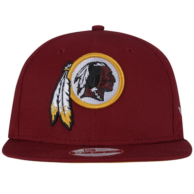 Boné Aba Reta New Era Washington Redskins NFL Super Bowl - Snapback - Adulto