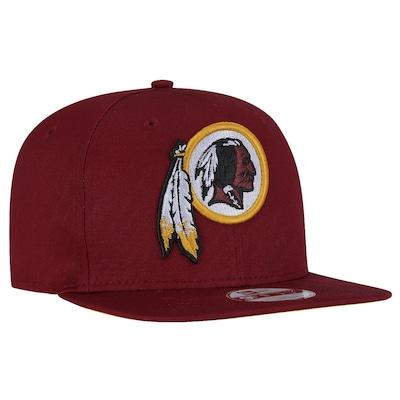 Boné Aba Reta New Era Washington Redskins NFL Super Bowl - Snapback - Adulto