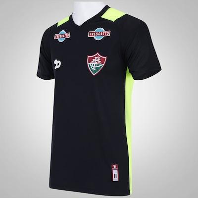 Camisa de Goleiro do Fluminense I 2016 nº12 Dryworld - Masculina
