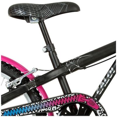 Bicicleta Caloi Monster High 20 2016 - Aro 20 - Freio V-Brake - Feminina