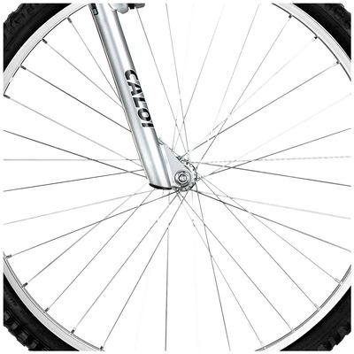 Bicicleta Caloi KS 2016 - Aro26 - Freio V-Brake - Câmbios Sun Run - 21 Marchas
