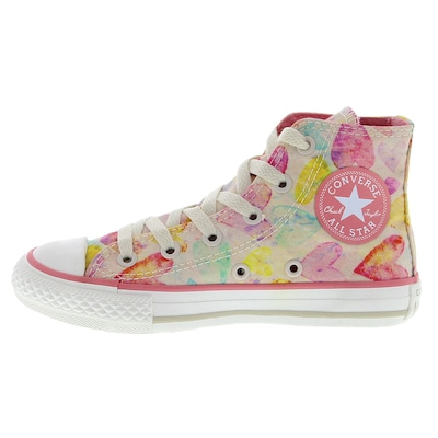 Tênis Converse All Star CT AS Hearts HI - Infantil