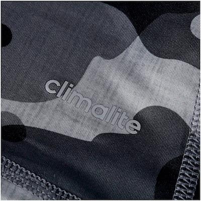 Camisa de Compressão adidas TechFit Base Camuflada S16 - Masculina
