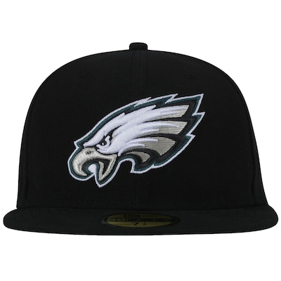 Boné Aba Reta New Era Philadelphia Eagles NFL Evergreen - Fechado - Adulto