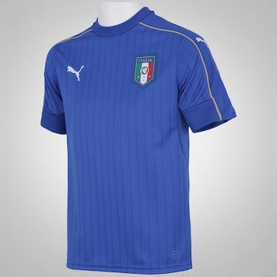 Camisa Itália I 2016 Puma - Masculina