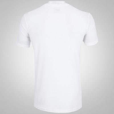 Camiseta Puma Logo Abstract Tee - Masculina