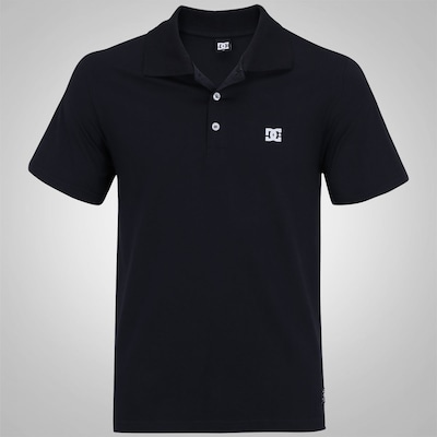 Camisa Polo DC Shoes Star - Masculina