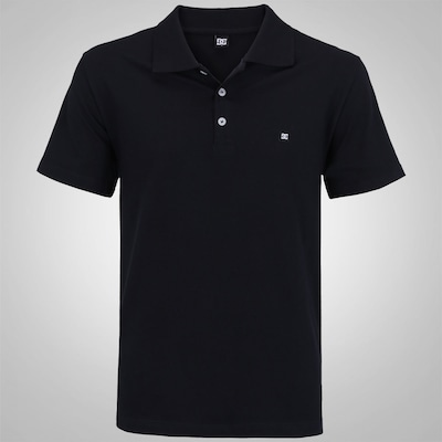 Camisa Polo DC Shoes Staple - Masculina