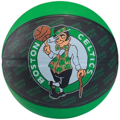 Bola de Basquete Spalding NBA Team Boston Celtics