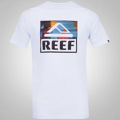 Camiseta Reef Girlmetric - Masculina