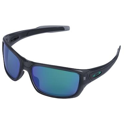 Óculos de Sol Oakley Turbine Matte Iridium Polarizado - Unissex