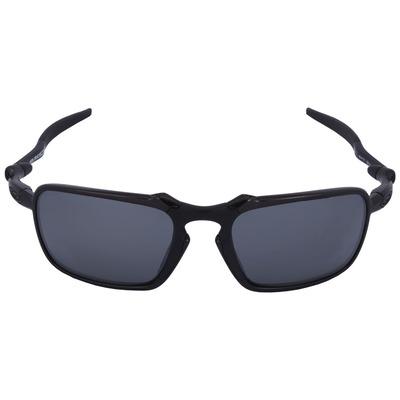 Óculos de Sol Oakley Badman Iridium Polarizado - Unissex