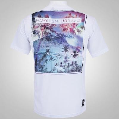 Camiseta HD Slim Estampada 1695 - Masculina