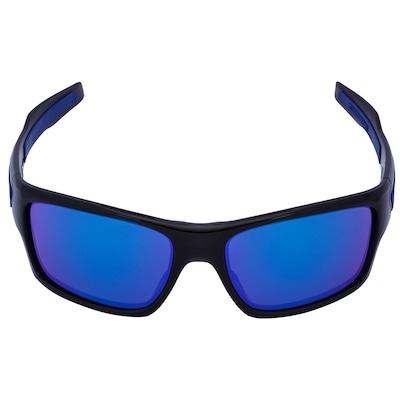 Óculos de Sol Oakley Turbine Iridium Polarizado - Unissex