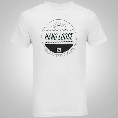 Camiseta Hang Loose Silk Sunshine - Masculina