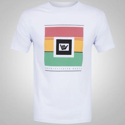 Camiseta Hang Loose Silk Jamaica - Masculina