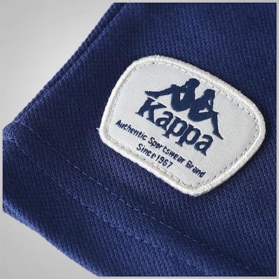 Camisa Polo de Algodão Kappa Authentic Upgrade - Masculina