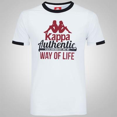 Camiseta Kappa Authentic Arson - Masculina