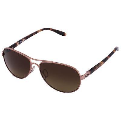 Óculos de Sol Oakley Tie Breaker Polarizado - Unissex
