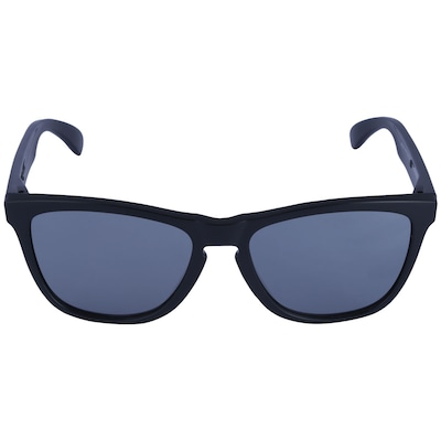 Óculos de Sol Oakley Frogskins Black Iridium - Masculino