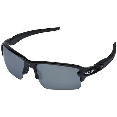 Óculos de Sol Oakley Flak 2.0 XL Iridium Polarizado - Unissex