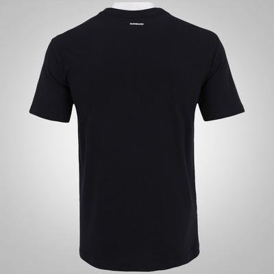 Camiseta Quiksilver Bas Logo Color - Masculina