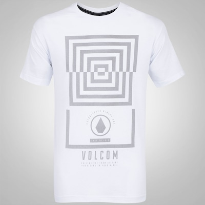 Camiseta Volcom No Reality - Masculina