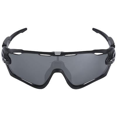 Óculos para Ciclismo Oakley Jawbreaker Iridium Polarizado - Adulto