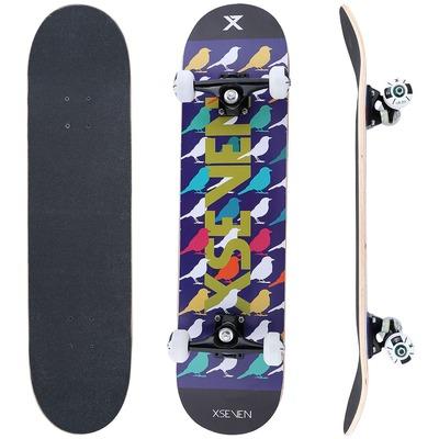 Skate X7 Passaros
