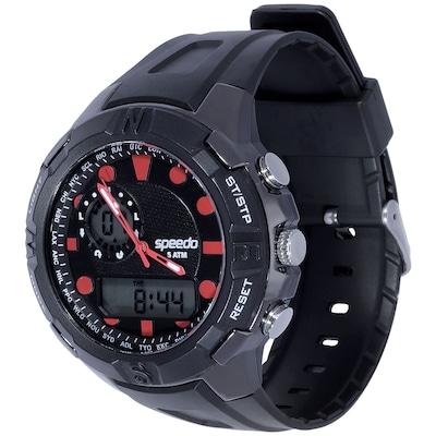 Relógio Digital Analógico Speedo 81102G0EV - Masculino