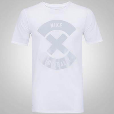 Camiseta Nike Football X Log - Masculina