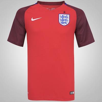 Camisa Inglaterra II 2016 Nike - Masculina