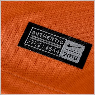 Camisa Holanda I 2016 Nike - Masculina