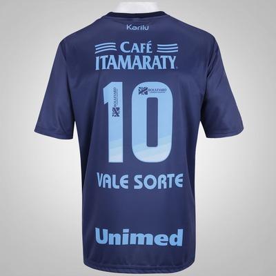 Camisa do Londrina 2016 Karilu - Masculina