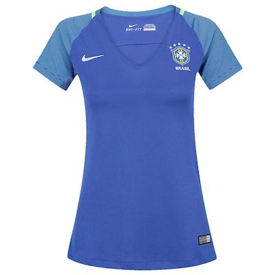 Camisa do Brasil II Nike - Feminina