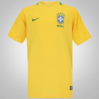Camisa do Brasil I Nike - Infantil